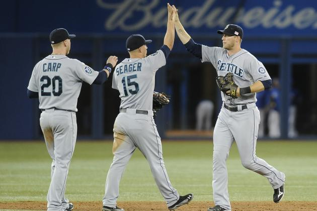 Seattle Mariners: Projecting the 2013 Batting Order