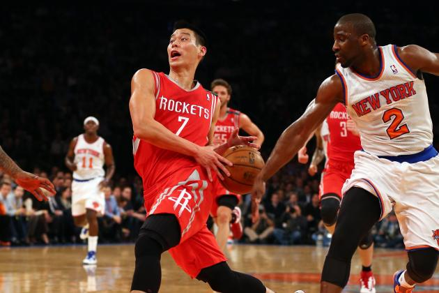 Best and Worst of Jeremy Lin's Houston Rockets Season so Far