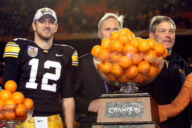 Iowa Hawkeye Football: 14 Greatest Wins of the Kirk Ferentz Era