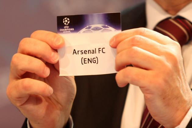 Who Got Screwed in Champions League Last 16 Draw
