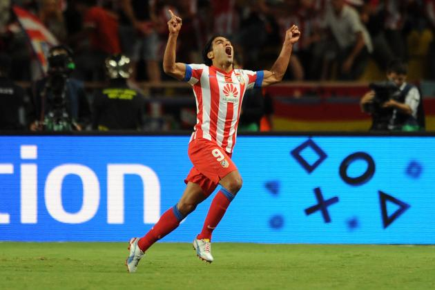 Falcao to Chelsea Transfer Rumour May Spark Huge Striker Merry-Go-Round