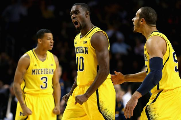 College Basketball Picks: Eastern Michigan Eagles vs. Michigan Wolverines