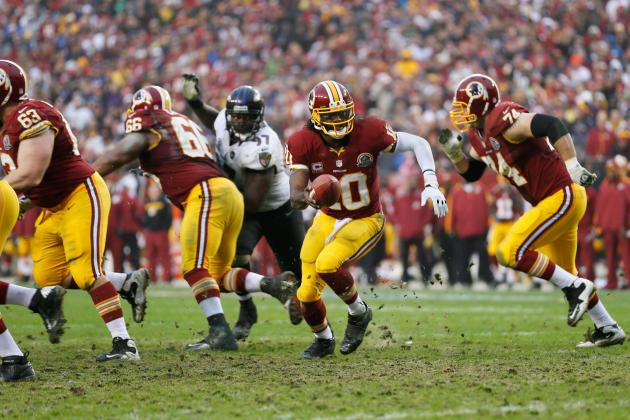 Robert Griffin III: 3 Things to Look for If QB Starts vs. Eagles