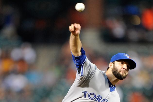 Toronto Blue Jays: Predictions for the Jays' Revamped Starting Rotation