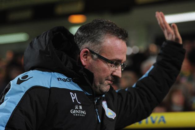 Aston Villa: 5 Things on Paul Lambert's Christmas Wish List