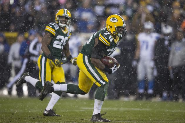 The 5 Best Highlights of Green Bay Packers' 2012 Season so Far