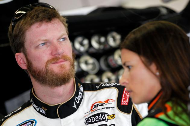 NASCAR Sprint Cup: Dale Earnhardt, Jr. and the Fans' 25 Favorite Current Drivers