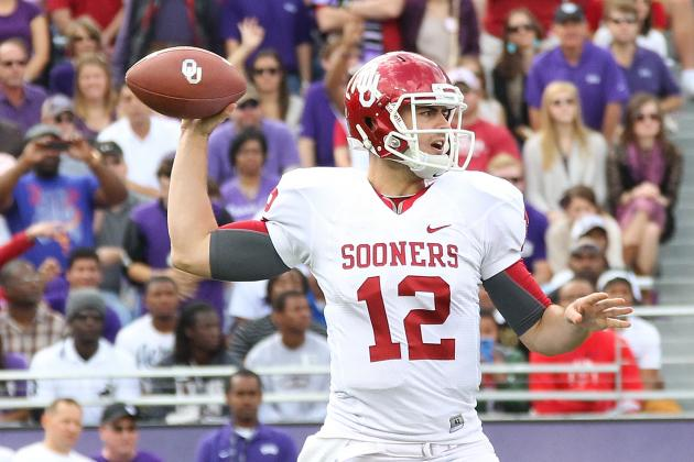 Cotton Bowl 2013: 5 Key Stats for Texas A&M vs. Oklahoma Showdown