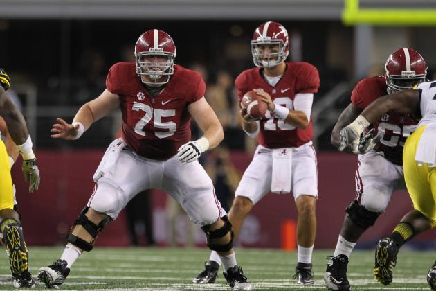 BCS Championship 2013: Comparing Notre Dame and Alabama's O-Line and D-Line