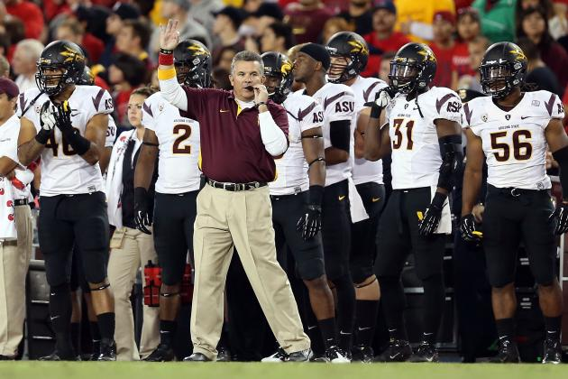 Arizona State Football: Biggest Recruits and Their Probability of Signing