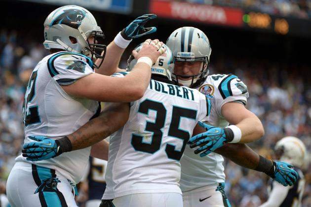 5 Reasons Why the Carolina Panthers Will Rebound from Losing Record in 2013