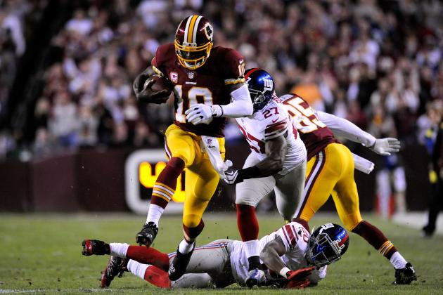 NFL Playoff Picture 2012: Predicting How the NFC East Mess Will Play Out