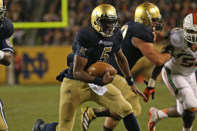 Notre Dame Football: 5 Most Critical Players for Irish vs. Alabama