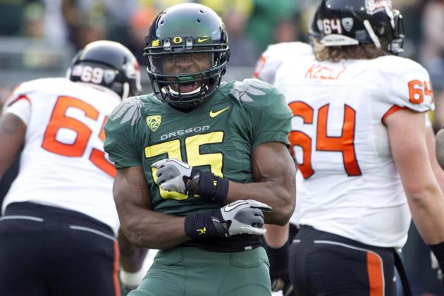 Oregon Football: Will Any Ducks Leave Early for the NFL?