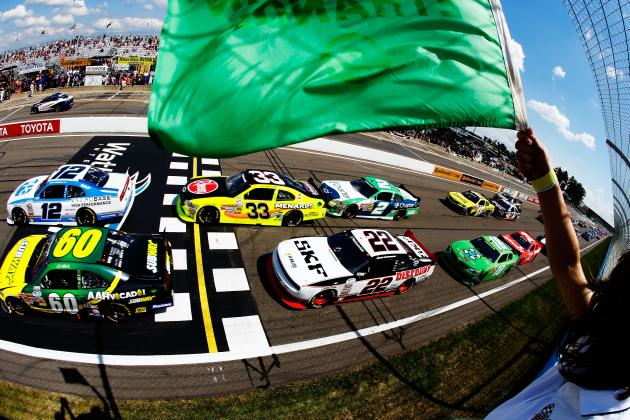 NASCAR: The 5 Best Nationwide Series Drivers Who Should Be in Sprint Cup