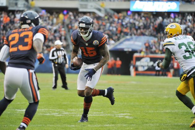 Chicago Bears: The 5 Best Highlights of Chicago's 2012 Season so Far