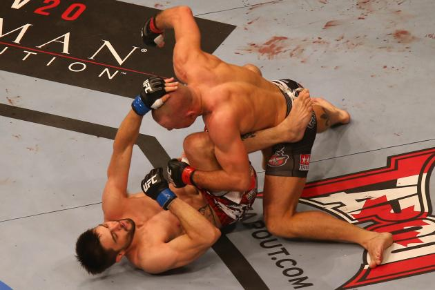 Top 10 Welterweight Title Fights in MMA History