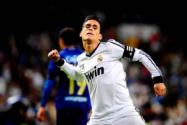 Real Madrid: Why Jose Callejon Is a Prototypical Jose Mourinho Player