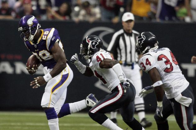 Vikings vs. Texans: 10 Keys to the Game for Minnesota