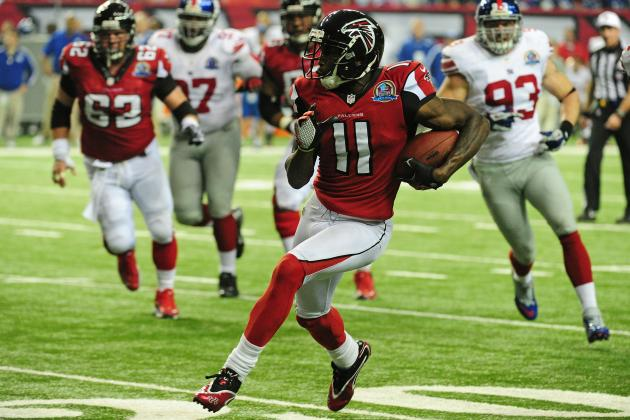 Falcons vs. Lions: 10 Keys to the Game for Atlanta
