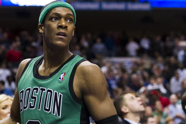 5 Things We've Learned About Boston Celtics' Rajon Rondo so Far