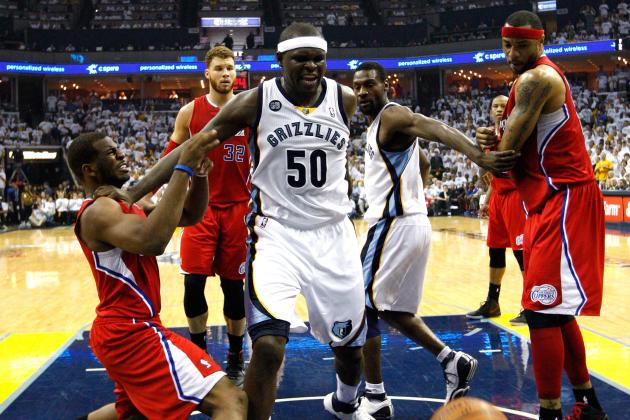 Memphis Grizzlies' Most and Least-Improved Players of the Season