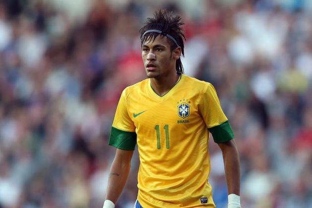 Neymar: 10 Moments to Sum Up His 2012