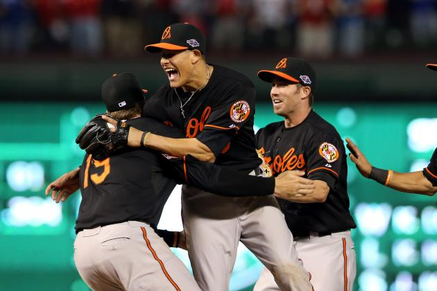 Projecting the 2013 Batting Order for the Baltimore Orioles
