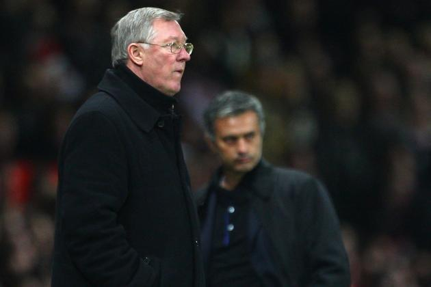 The Games Which Defined the Rivalry Between Sir Alex Ferguson and Jose Mourinho