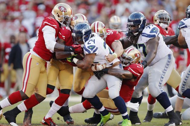 Battle in Seattle: Breaking Down This Week's 49ers vs. Seahawks Game