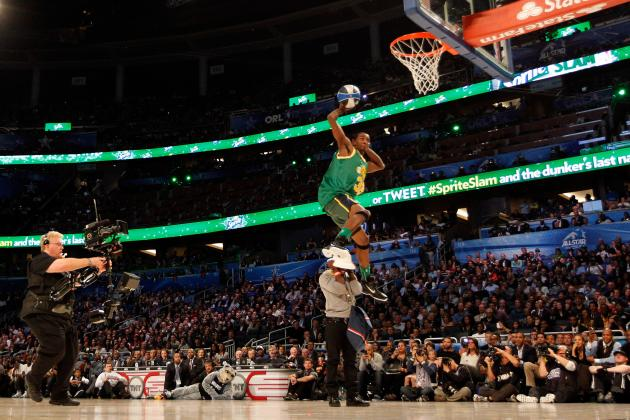 Best Options to Make NBA Dunk Contest Worth Watching Again
