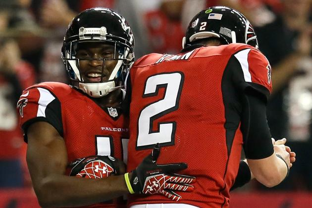 How the Atlanta Falcons Matchup Against the Current NFC Playoff Contenders