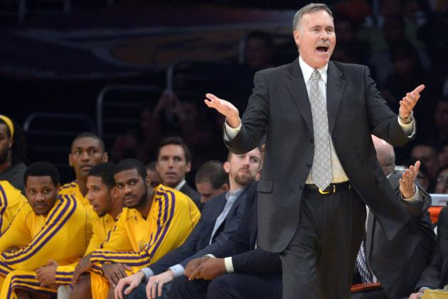 5 Mistakes Mike D'Antoni Has Made Since Joining the L.A. Lakers