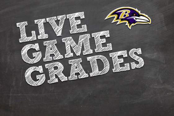 Giants vs. Ravens: Final Report Card, Player Grades for Baltimore