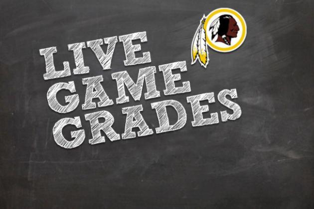 Eagles vs. Redskins: Final Report Card, Player Grades for Washington