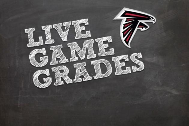 Falcons vs. Lions: Final Report Card, Player Grades for Atlanta
