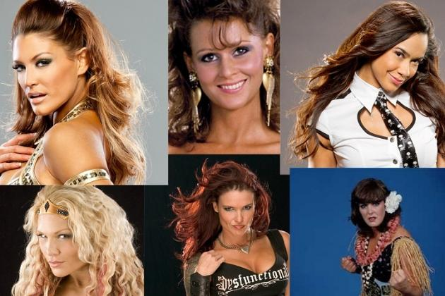 The Top 50 WWE Divas of All Time