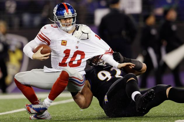 Giants vs. Ravens: Final Player Grades for New York