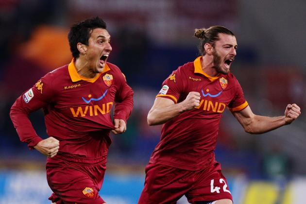 AS Roma vs. AC Milan: 6 Things We Learned