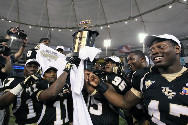 Beef 'O' Brady's Bowl 2012: Grading Ball State and UCF's Performances