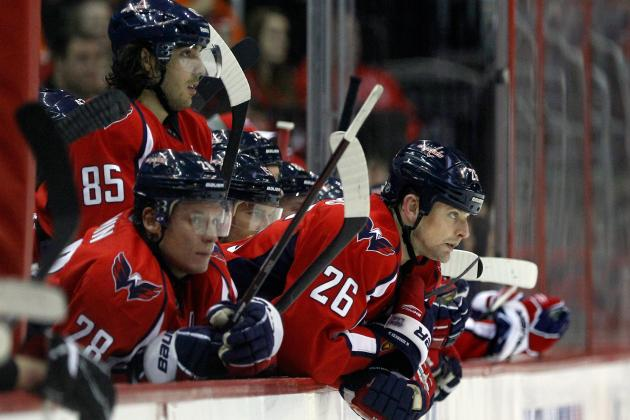 Washington Capitals Armchair General Manager: Examining the Status of the Roster