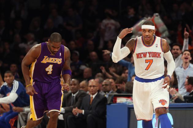 Biggest Surprises of the 2012-13 NBA Season