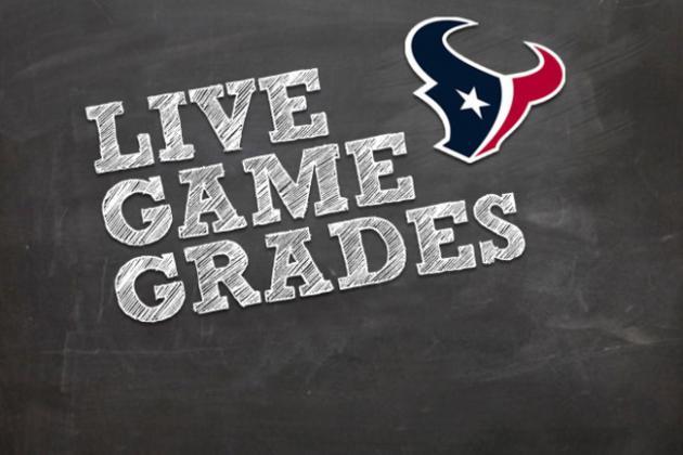 Minnesota Vikings vs. Houston Texans: Report Cards, Final Grades for Houston