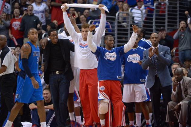 Dissecting L.A. Clippers' Franchise-Record 12-Game Winning Streak