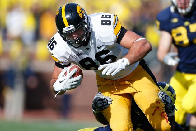 Iowa Football: 5 Signs of Hope for the Hawkeyes in 2013