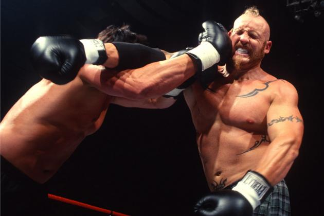 10 Most Likely WWE Superstars to Win a Modern Brawl-for-All Tournament