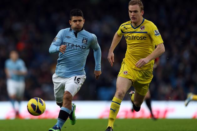 Manchester City vs. Reading: 6 Things We Learned from Late Victory at the Etihad