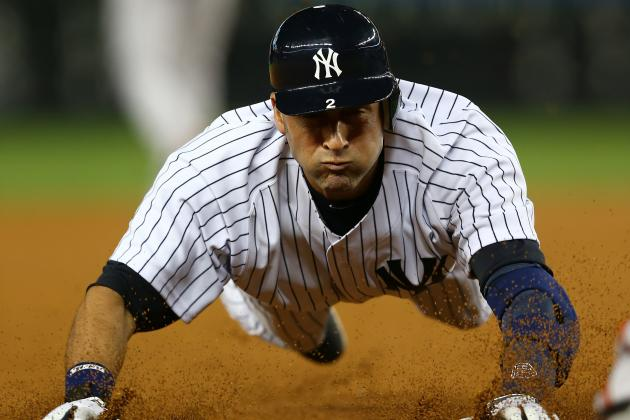Derek Jeter and 4 MLB Players You Would Most Want to Be for a Day