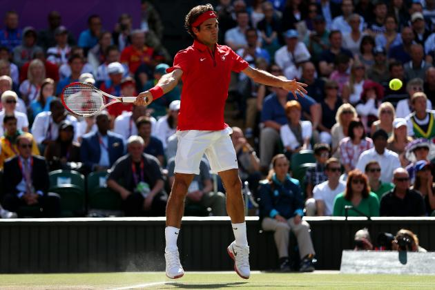 Blueprint for Roger Federer to Regain No. 1 World Ranking