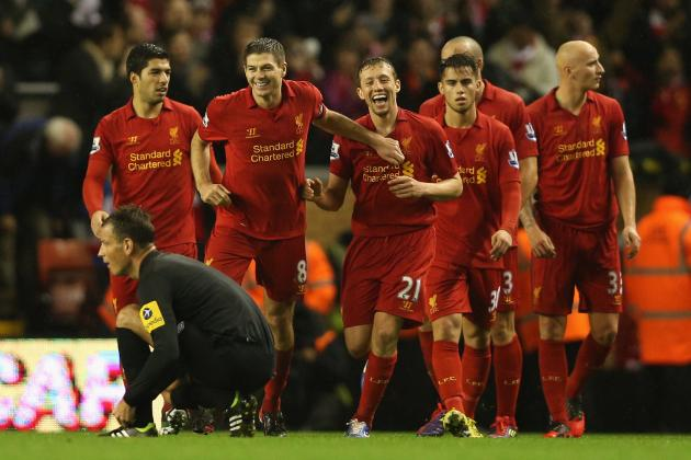 Rating the Liverpool Players Against Fulham